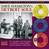 Various Artists: Dave Hamilton's Detroit Soul