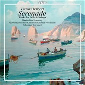 Victor Herbert: Serenade, works for Cello & Strings / Maximilian Hornung, cello