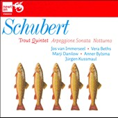 Schubert: Arpeggione Sonata; Notturno / Immerseel, Beths, Danilow, Bylsma, Kussmaul