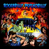 Various Artists: Rockabilly & Psychobilly Madness [Digipak]