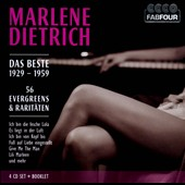 Marlene Dietrich: The  Best from 1929-1959 [Box]