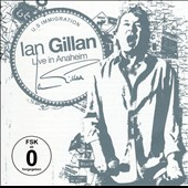 Ian Gillan: Live in Anaheim [CD/DVD]