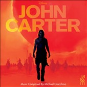 John Carter, film score / music by Michael Giacchino