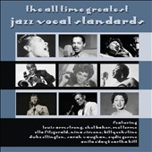 Various Artists: All Time Greatest Jazz Vocal Standards [Box]
