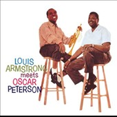 Louis Armstrong/Oscar Peterson: Louis Armstrong Meets Oscar Peterson
