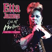 Etta James: Live at Montreux 1978-1993