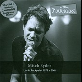 Mitch Ryder: Live at Rockpalast 1979 + 2004 [Box] *