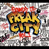 Various Artists: Sounds of Freak City, Vol. 1 [Digipak]
