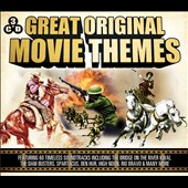 Various Artists: Great Original Movie Themes - 3CD Boxset