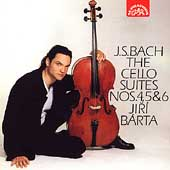 Bach: The Cello Suites no 4, 5 & 6 / Jiri Barta