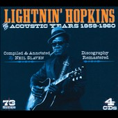 Lightnin' Hopkins: The Acoustic Years 1959-1960 [Box]