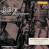 Biber: Sacro-profanum / The Purcell Quartet, et al