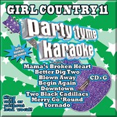 Karaoke: Party Tyme Karaoke: Girl Country, Vol. 11
