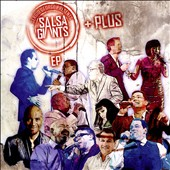 Various Artists: Sergio George Presents Salsa Giants Ep Plus [EP]