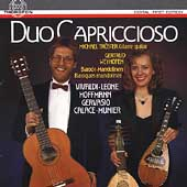 Duo Capriccioso Vol 1 / Gertrud and Michael Tröster