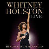 Whitney Houston: Live: Her Greatest Performances [CD/DVD] *