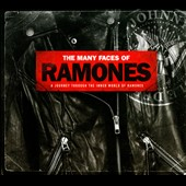 Various Artists: The  Many Faces of Ramones: A Journey Through the Inner World of Ramones [Box]