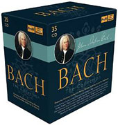 Bach: The Collection - Oratorios, Cantatas, Concertos, Masses, Partitas, Sinfonias & Orchestral Suites  / Various Artists [35 CDs]