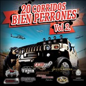 Various Artists: 20 Corridos Bien Perrones, Vol. 2 [2/3]