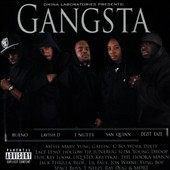 Various Artists: Gangsta [Black Armor] [PA]