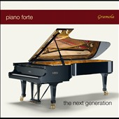 Piano Forte: The Next Generation - works by Janacek, J.S. Bach, Chopin, Lutoslawski, Bartok, Messiaen, Juraj Hatrik, Carl Vine, Janez Maticic, Barnabas Dukay, Lubos Fiser / LukáÜ Klánský, Fülöp Ránki, Peter N&aac