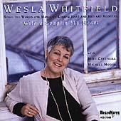 Wesla Whitfield: With a Song in My Heart