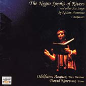 The Negro Speaks of Rivers /Odekhiren Amaize, David Korevaar