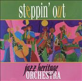 Jazz Heritage Orchestra: Steppin' Out