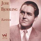 Jussi Bjoerling - Rarities
