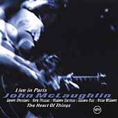 John McLaughlin: The Heart of Things: Live in Paris