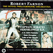 Farnon: Captain Horatio Hornblower, etc / Farnon, Royal PO
