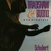 Schubert: Duo-Piano Works / Bradshaw & Buono