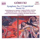 G&oacute;recki: Symphony no 2, etc / Wit, Kilanowicz, Dobber, et al