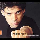 Prokofiev: Piano Sonatas no 6 & 8 / Francois-Frederic Guy