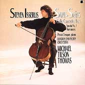 Saint-Saëns: Cello Concerto no 1, etc / Steven Isserlis