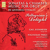 Pellegrina's Delight - Vivaldi / Hennessy, Parle, et al