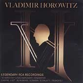 Horowitz - Legendary RCA Recordings