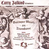 Baroque on Trombone - Corelli, Couperin, et al / Zalkind