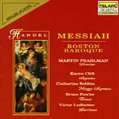 Classics - Handel: Messiah (Highlights) / Pearlman