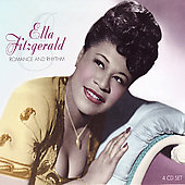 Ella Fitzgerald: Romance and Rhythm
