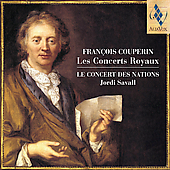 Couperin: Les Concerts Royaux / Savall, et al