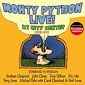 Monty Python: Live! At City Center (Collectables)