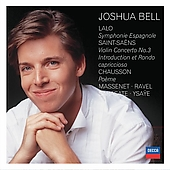 Lalo, Saint-Sa&euml;ns, Chausson, Massenet / Joshua Bell