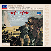 Classic Opera - Boito: Mefistofele / De Fabritiis, et al