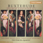 Buxtehude: Sacred Cantatas Vol 2 / Kirkby, et al