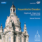Frauenkirche Dresden - Organ Music / Samule Kummer