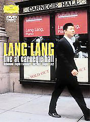 Lang Lang / Live At Carnigie Hall [DVD]