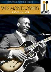 Wes Montgomery: Live in Holland, Belgium & England (1965)