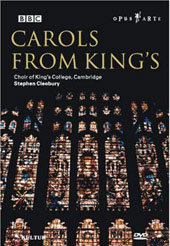 Carols from King's / Stephen Cleobury, King's College Choir [DVD]