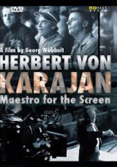 Herbert Von Karajan - Maestro For The Screen [DVD]